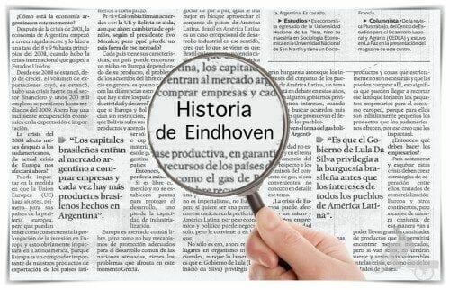 historia de Eindhoven