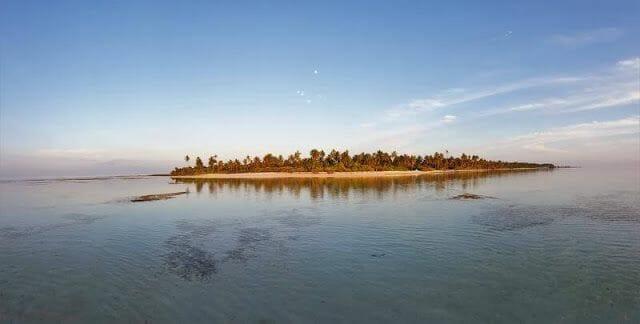 isla de Nilandhoo Maldivas