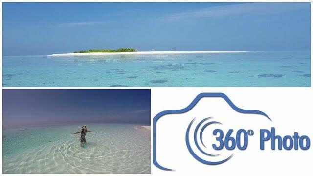 Isla desierta Odagalla en 360º