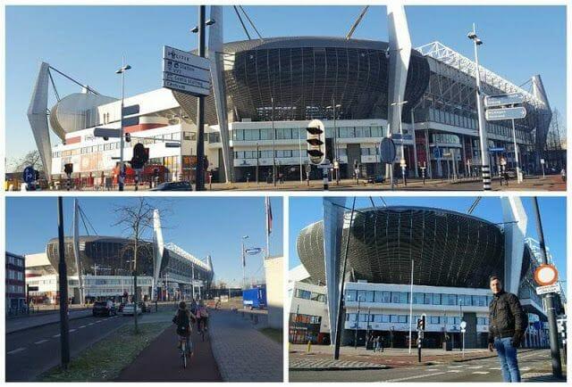 exterior ESTADIO PSV EINDHOVEN