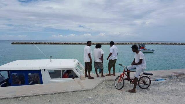Puerto de Nilandhoo