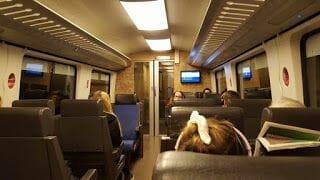 tren eindhoven a Amsterdam