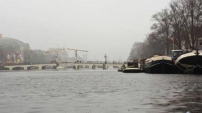 río Amstel.