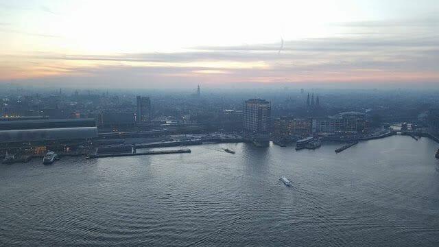 panoramica desde mirador torre adam