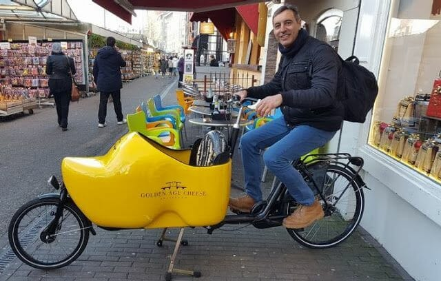 Viaje a Ámsterdam en una semana