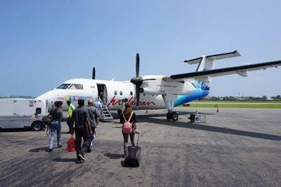 volar a maldivas