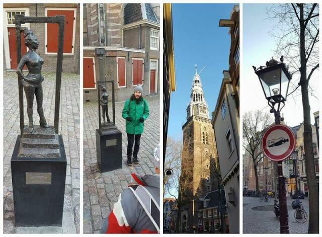 Barrio Rojo  - Visita guiada por Ámsterdam