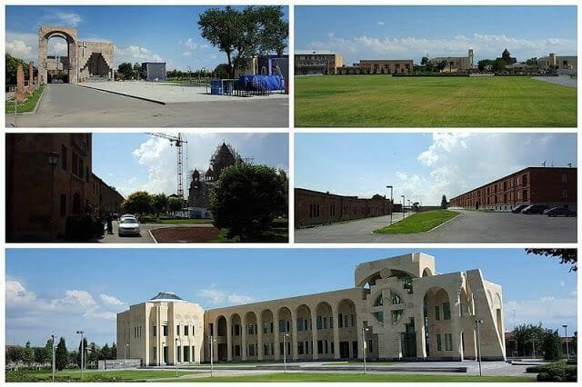 complejo de Echmiadzin