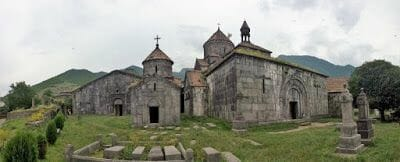 recorrido por Georgia y Armenia