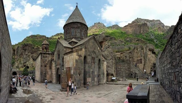 monasterio geghard