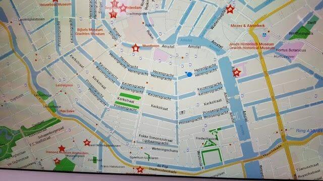 3 canales de Ámsterdam principales