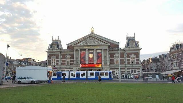 Real Concertgebouw amsterdam