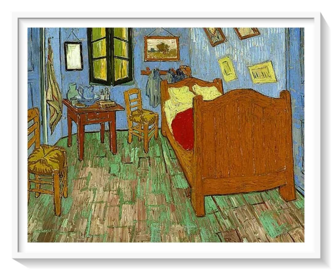 dormitorio arles van gogh