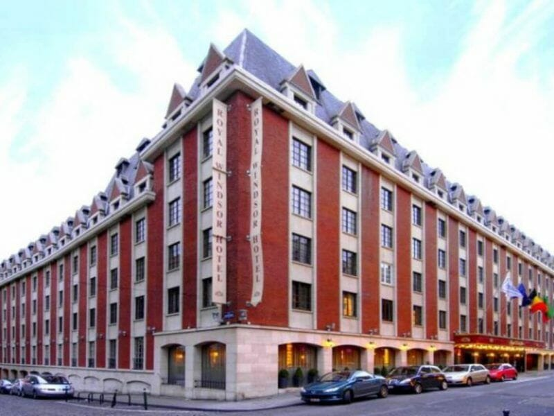 hotel royal windsor - hoteles en Bruselas