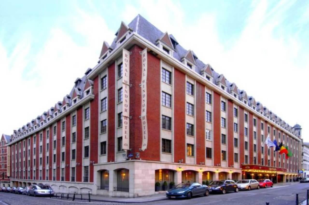 hotel royal windsor - hoteles en Bruselas