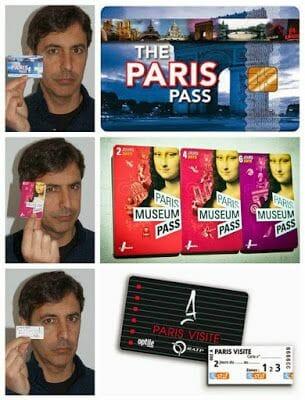 paris pass tarjetas
