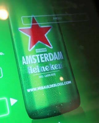 logo Heineken Experience Amsterdam