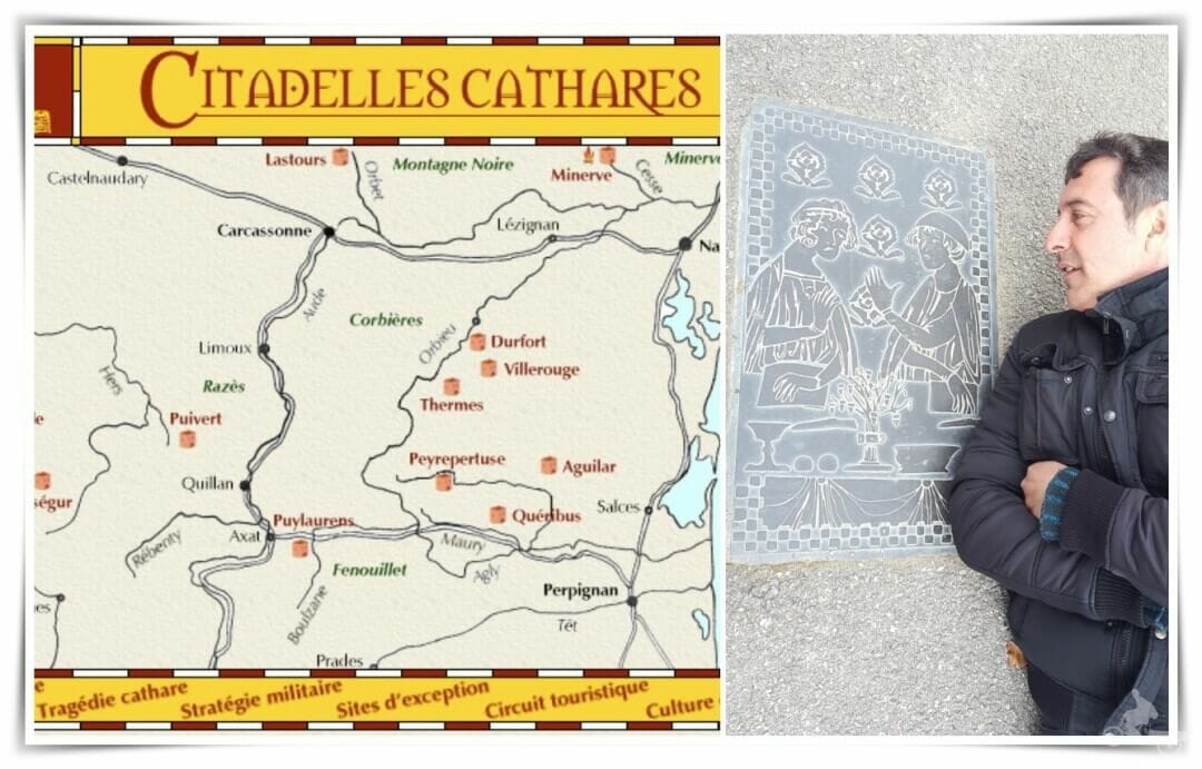 guia viaje a la ruta de los cataros