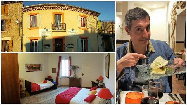 L'Hostellerie des Corbières alojamientos en la Ruta de los Cátaros