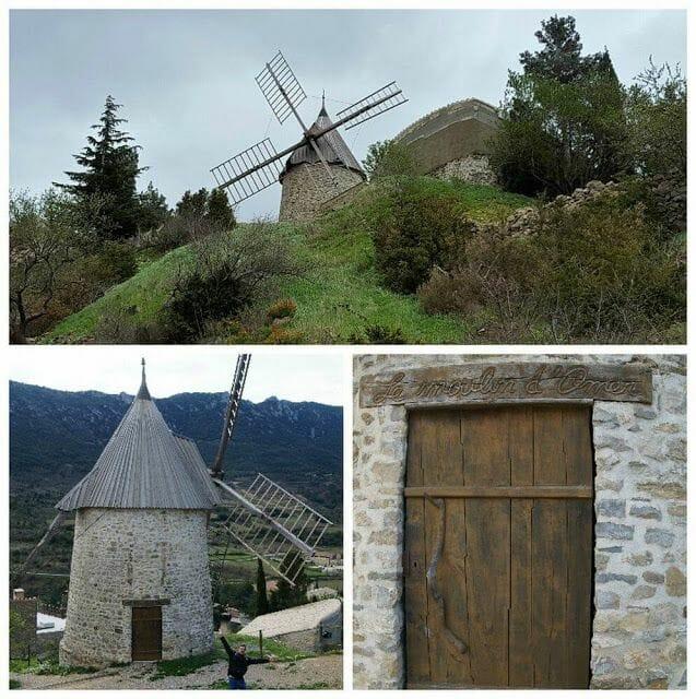 moulin d´omer cucugnan