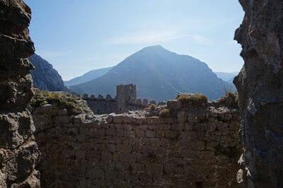 castillos cátaros