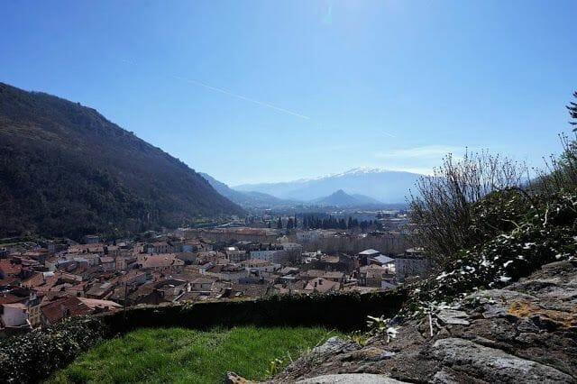 vista qué ver en Foix