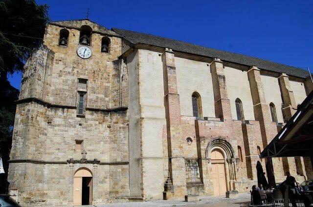 Iglesia de San Volusien que ver en foix