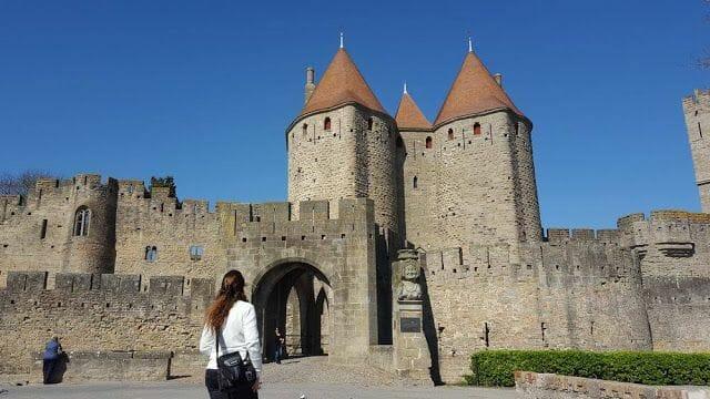 Carcassonne - Castillos cátaros