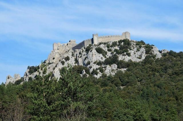castillo de Puylarens