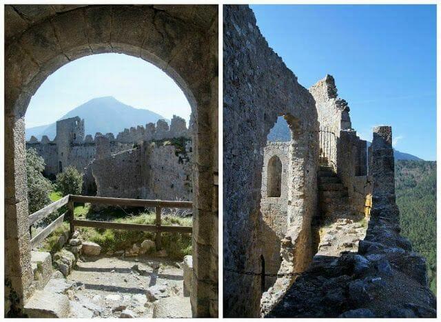 qué ver en el Castillo de Puilaurens