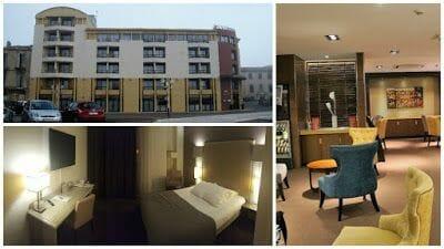 hotel Trois Couronnes