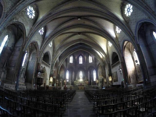 Catedral de San Mauricio de Mirepoix