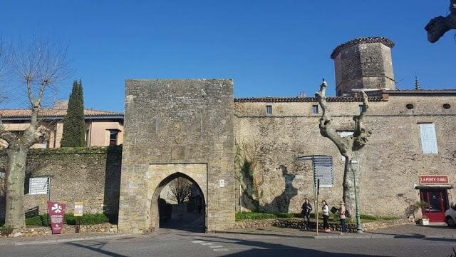 Porte d'Aval de mirepoix