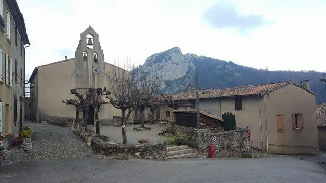 pueblo Montsegur