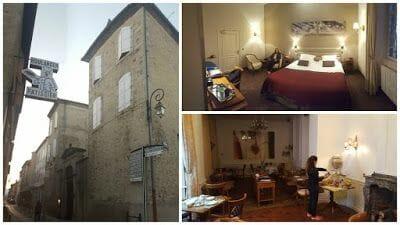 Alojamiento: hotel Relais de Mirepoix
