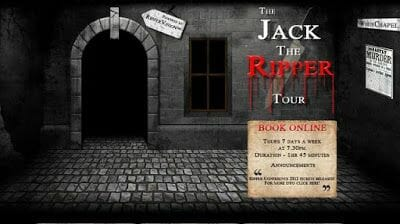tour jack the ripper