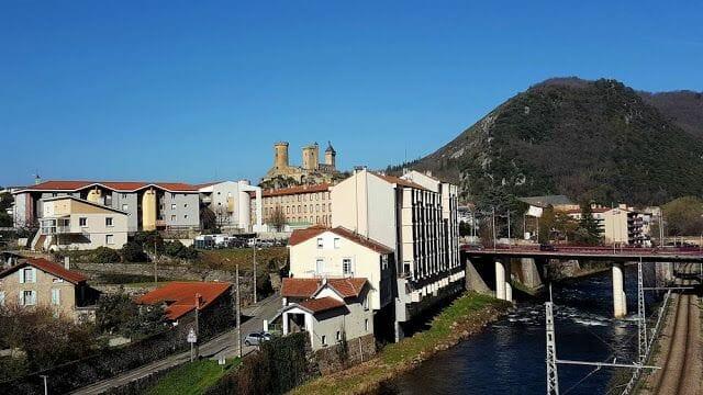 qué ver en Foix