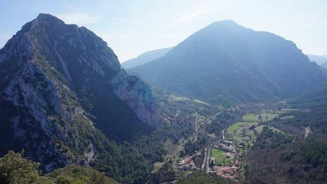valle del río Boulzane