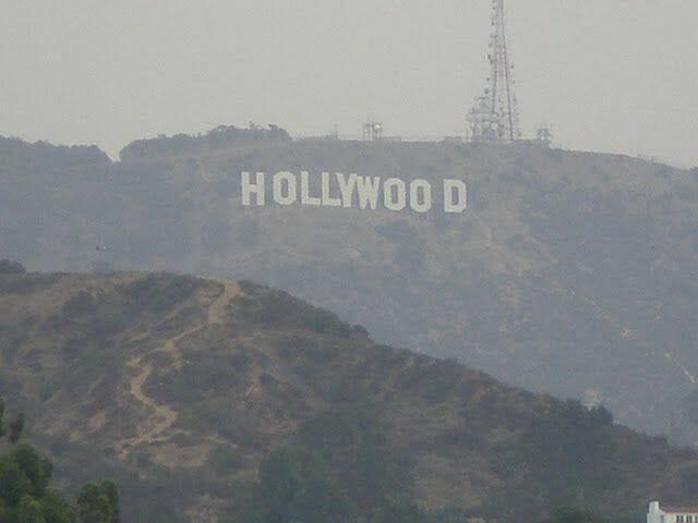 Cartel de Hollywood - Qué ver en Los Angeles en un día