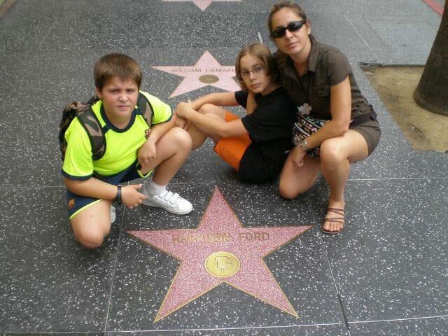 Estrellas Hollywood - Qué ver en Los Angeles en un día