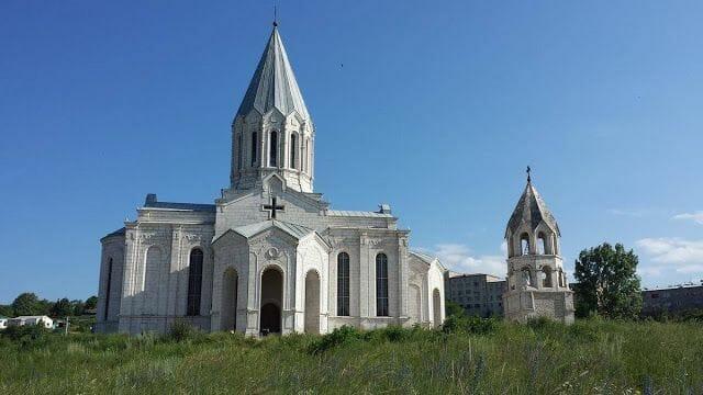 Catedral de Ghazanchesots