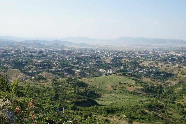 Stepanakert - viaje a Nagorno Karabaj