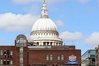 catedral de sant paul Qué ver en Londres en tres días