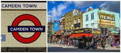 Camden town Qué ver en Londres en tres días