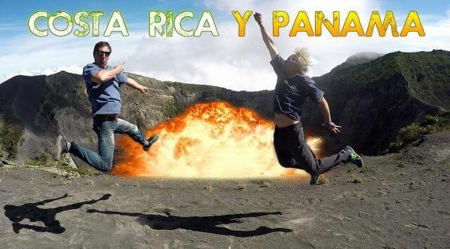 Diario de viaje a Costa Rica y Panamá