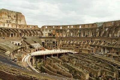 arena coliseo romano