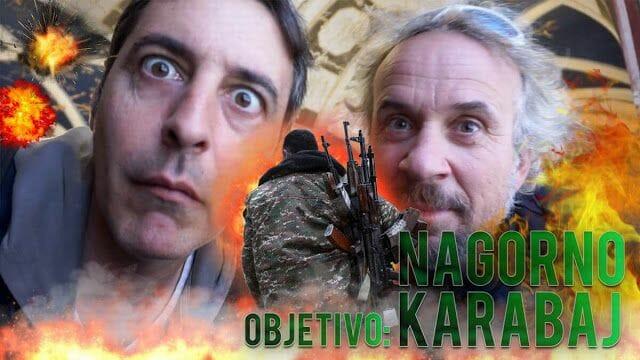 Viaje a Nagorno Karabaj… Objetivo conseguido!!!