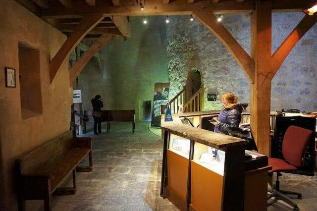 Villerouge Termenès entrada