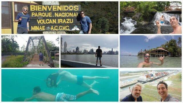 viaje a Panamá y Costa Rica