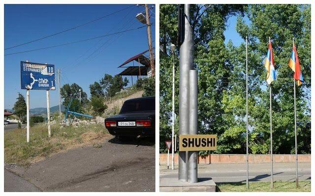 SHUSHI - Viaje a Nagorno karabaj